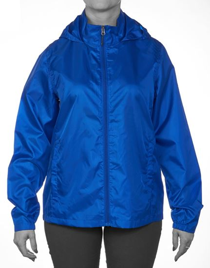 Picture of Women`s Windbreaker royal