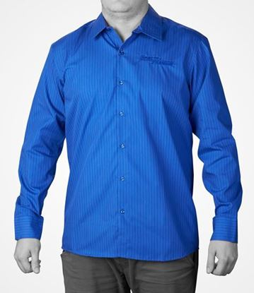 Picture of Men's Align North End Shirt, Deep Blue